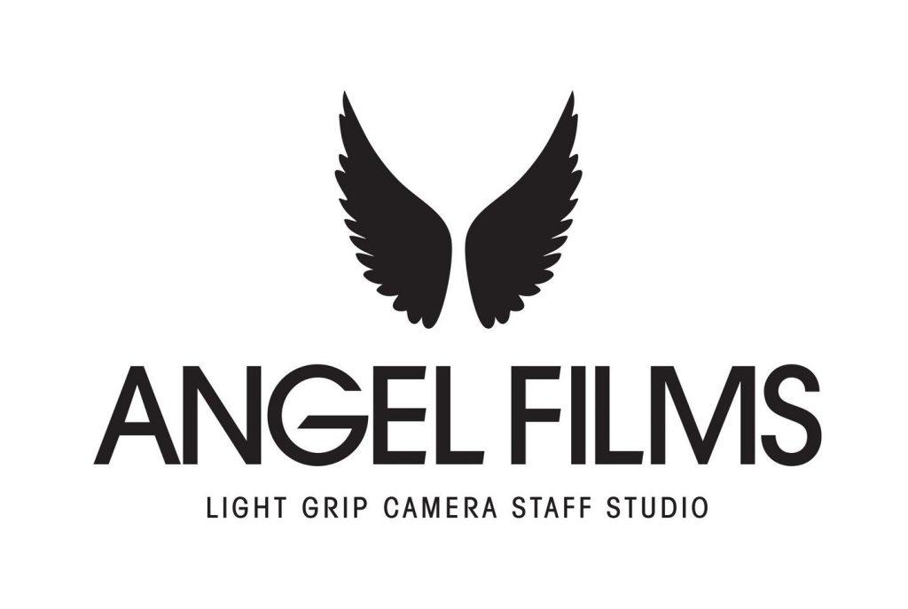 Angel Films logo
